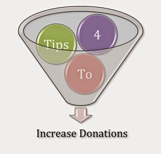 Increase Giving Tips
